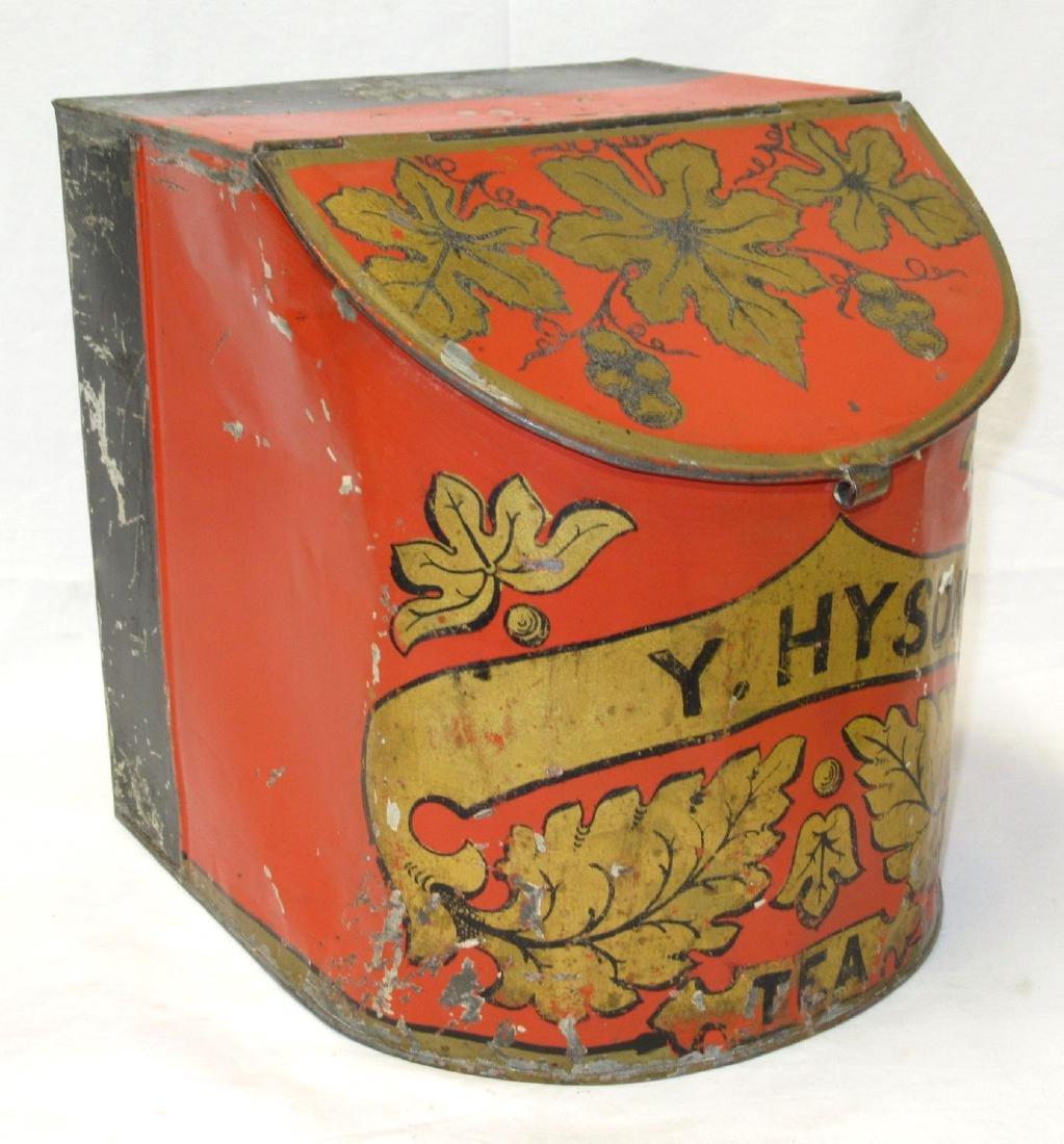 Y. Hyson Tea Tin