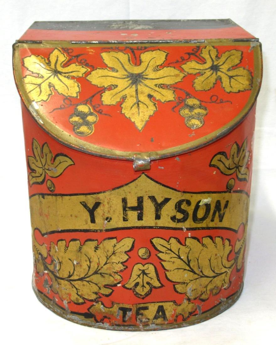 Y. Hyson Tea Tin - 2