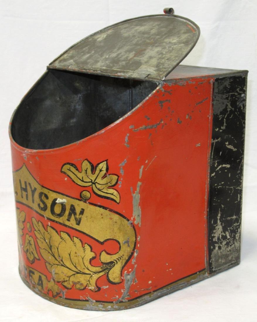 Y. Hyson Tea Tin - 3
