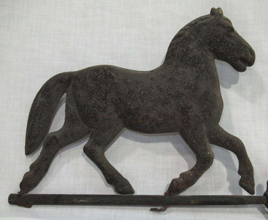 Horse Weathervane - 2
