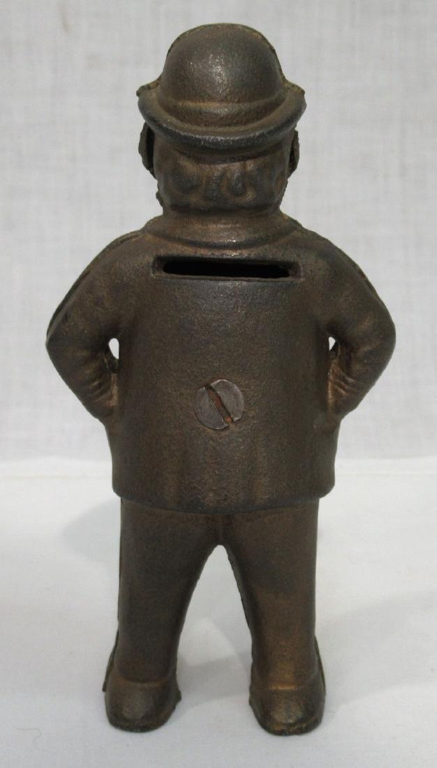 Antique Cast Iron Bank - 2