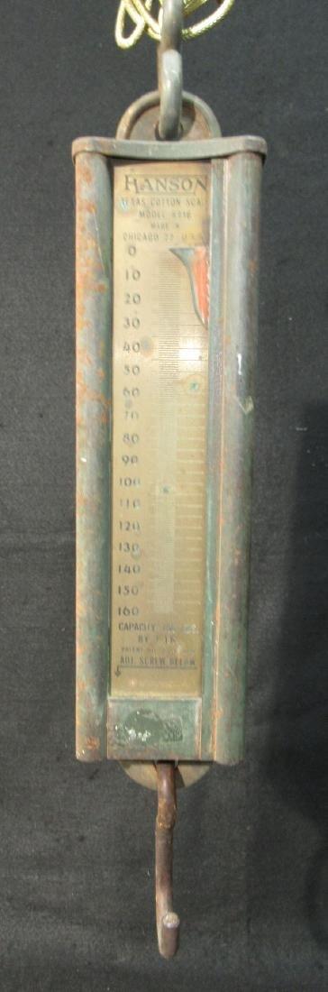 """Handon 160lbs """"Texas Cotton Scale"""""""
