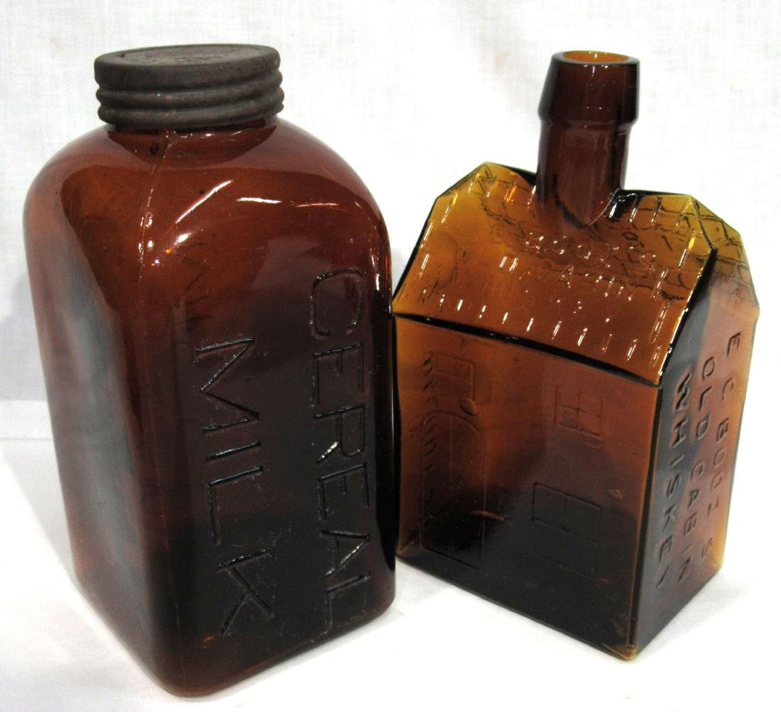 5 Old Bottles - 2