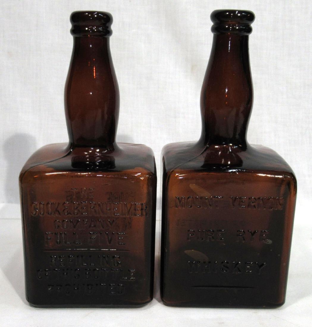5 Old Bottles - 3