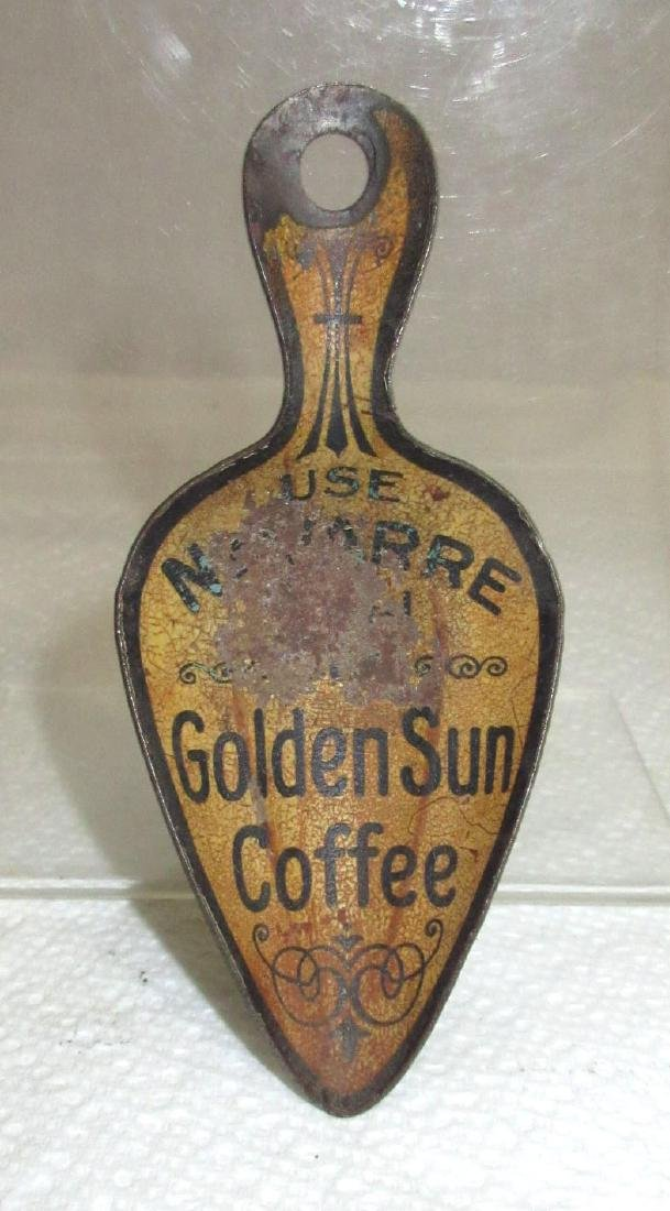 Golden Sun Adv. Coffee Scoop