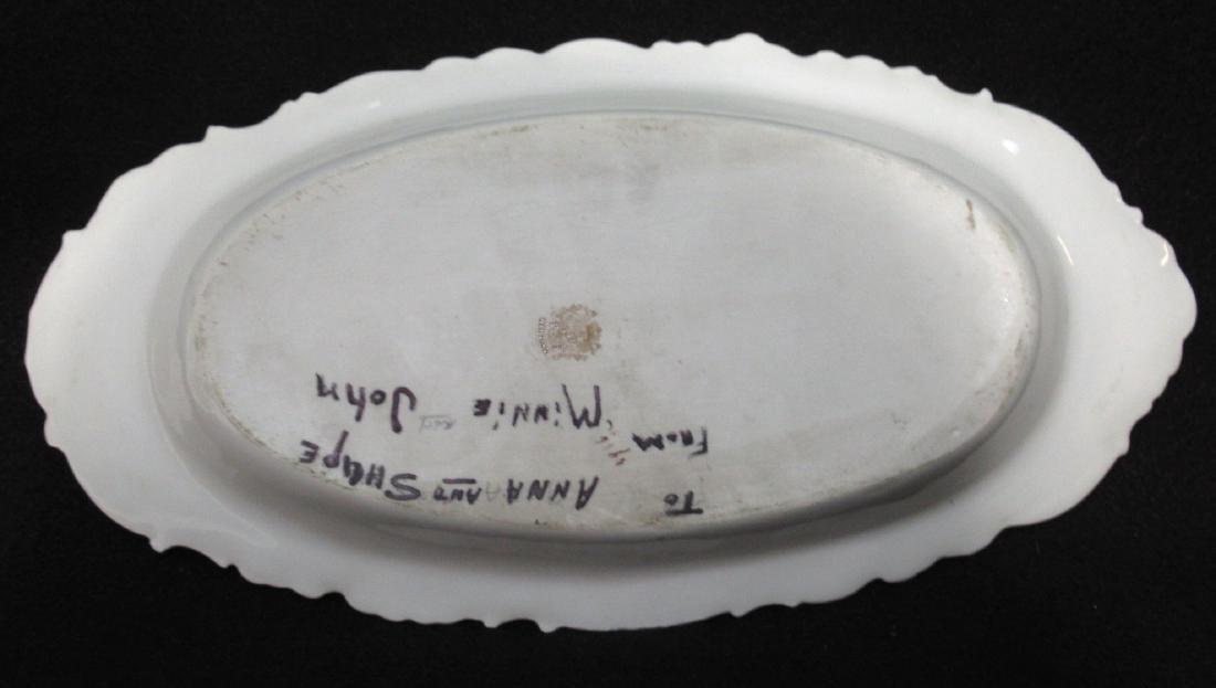 H.P. P.T. Germany Dish - 2