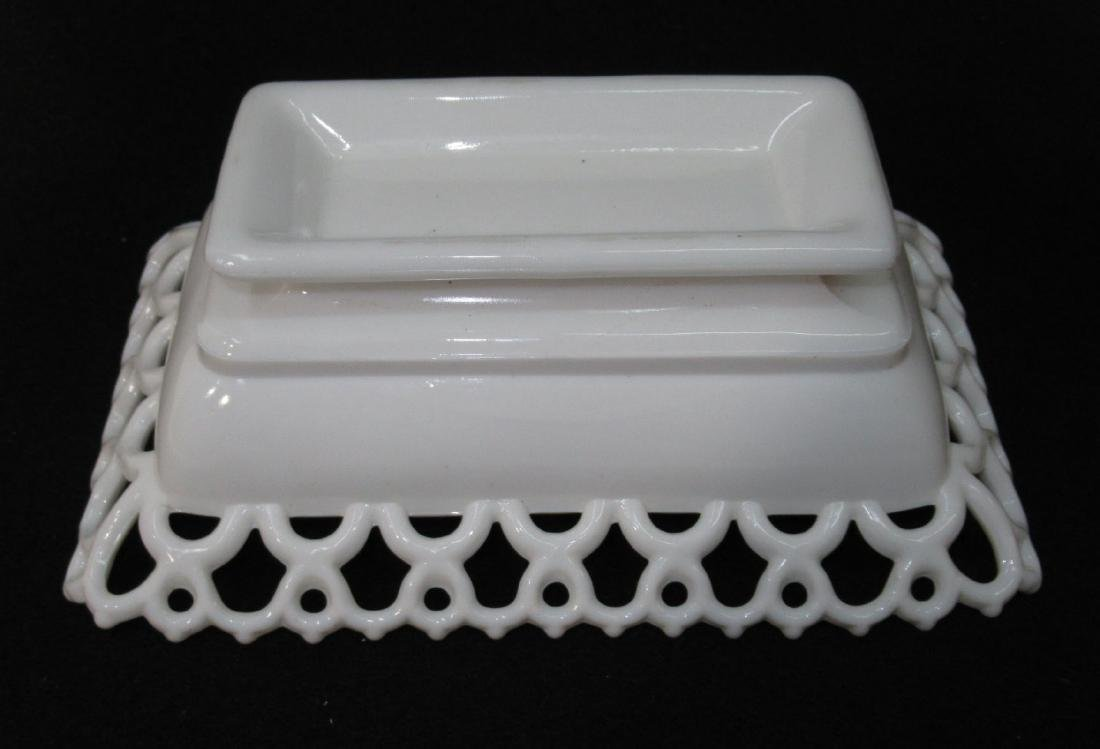 Bird in Hand Covered Dish - 3