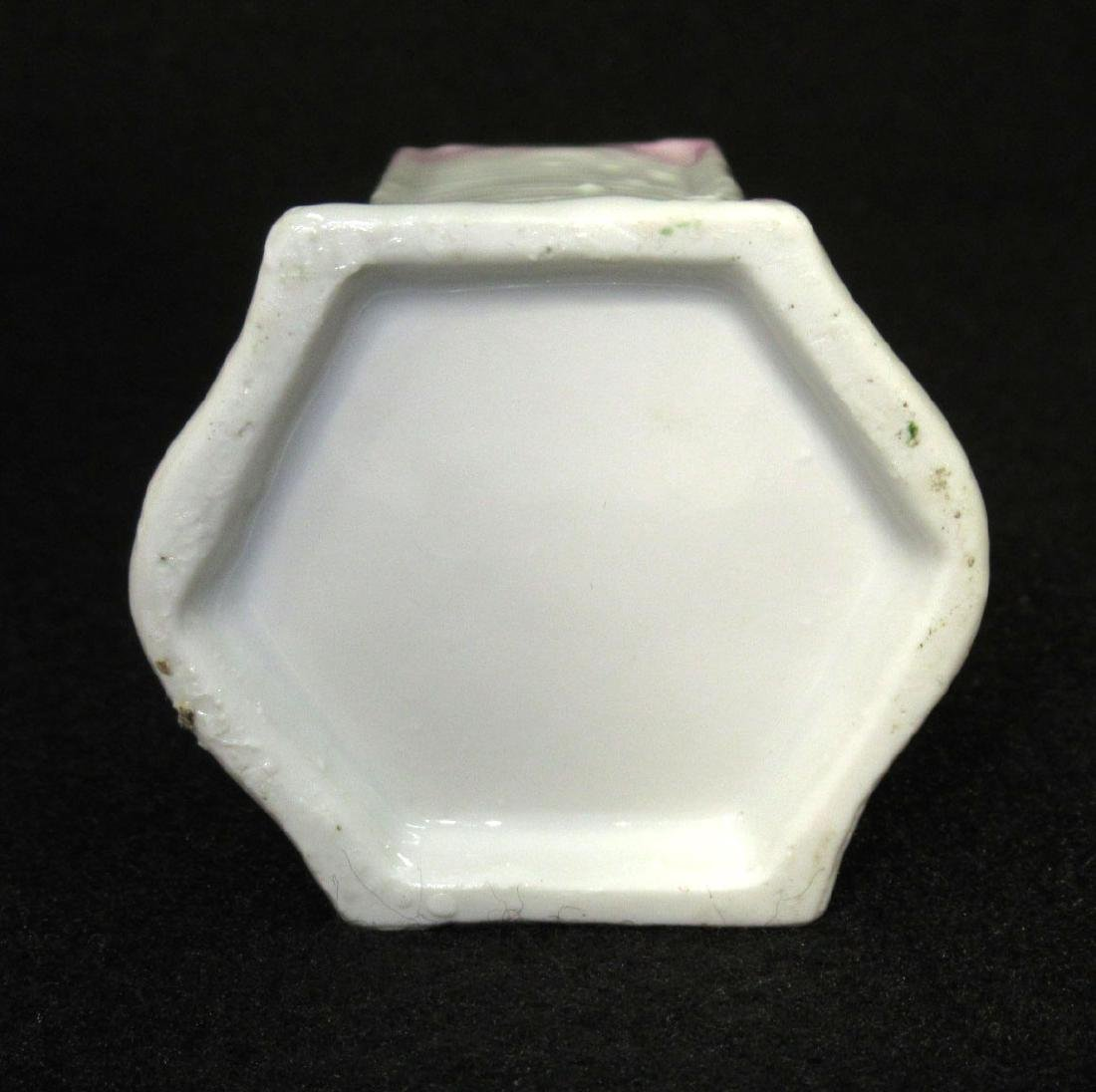 H.P. Porcelain Match Holder - 2