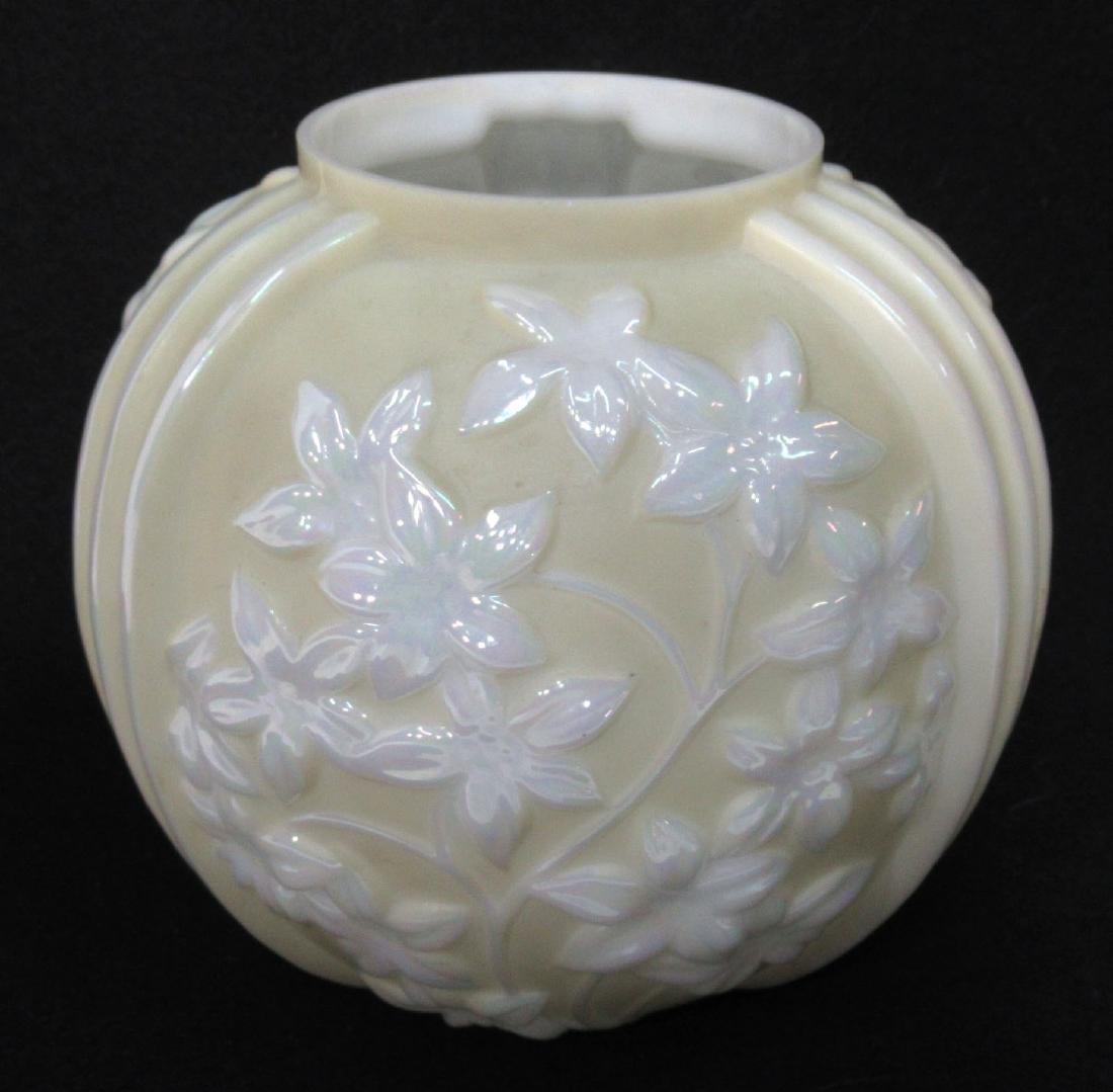 Phoenix Glass Vase