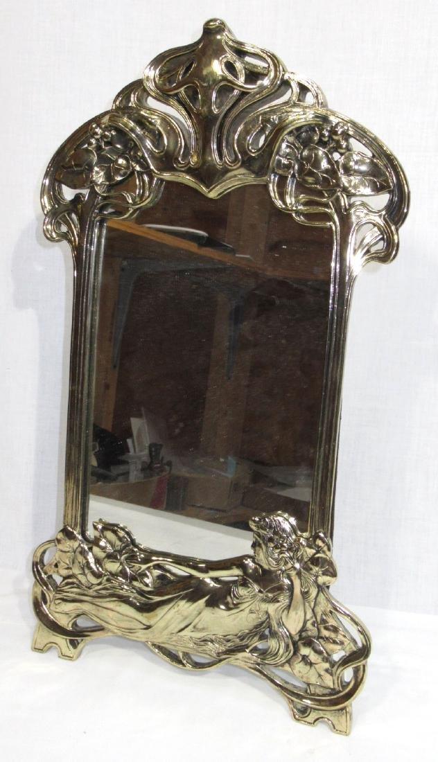 Nouveau Style Mirror