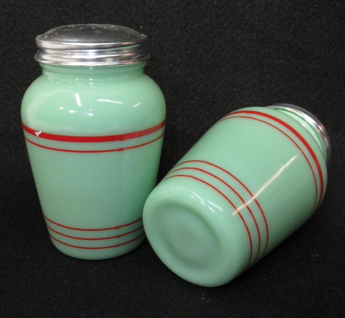 Pr. Jadeite Salt & Pepper - 2