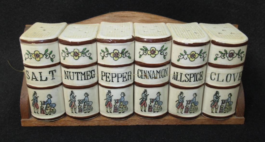 7pc Spice Set