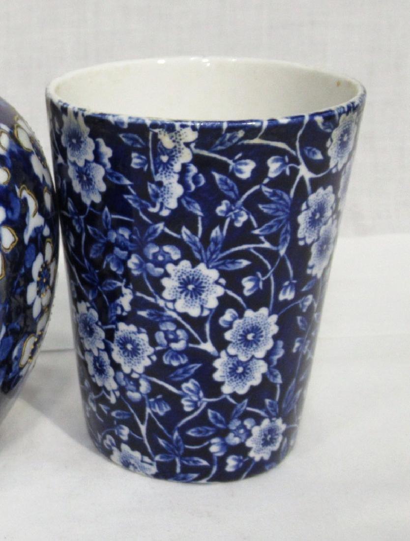 Blue & White Porcelain Tumbler