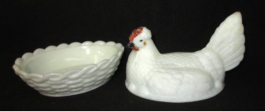 Vallerysthal Hen on Nest - 3