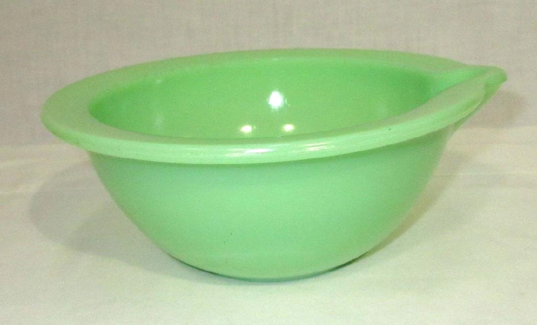 McKee Jadeite Bowl