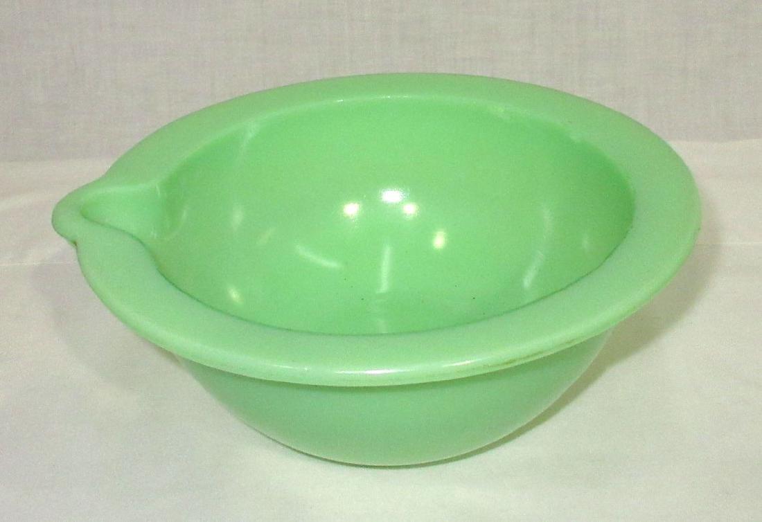 McKee Jadeite Bowl - 2