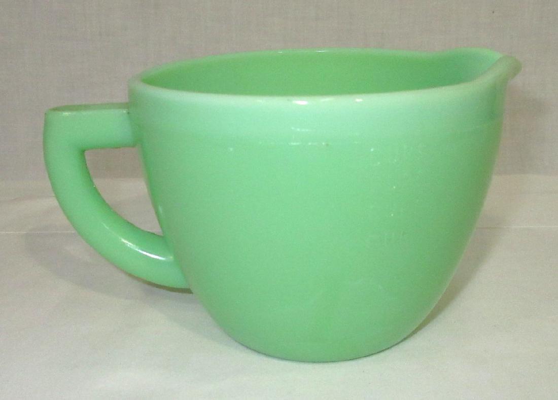 McKee Jadeite Measuring Cup