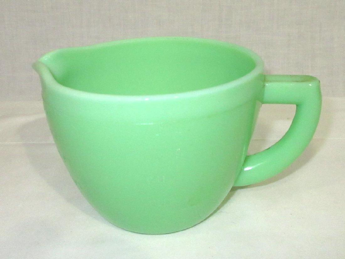 McKee Jadeite Measuring Cup - 2