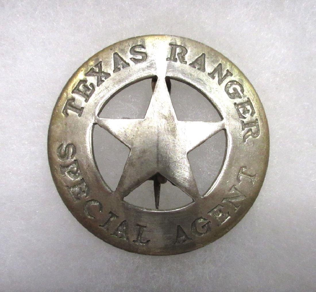 Modern Texas Ranger Badge