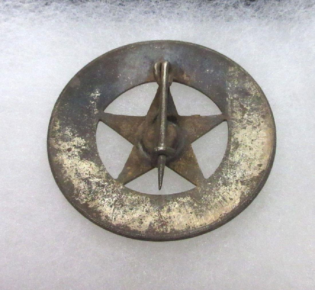 Modern Texas Ranger Badge - 2