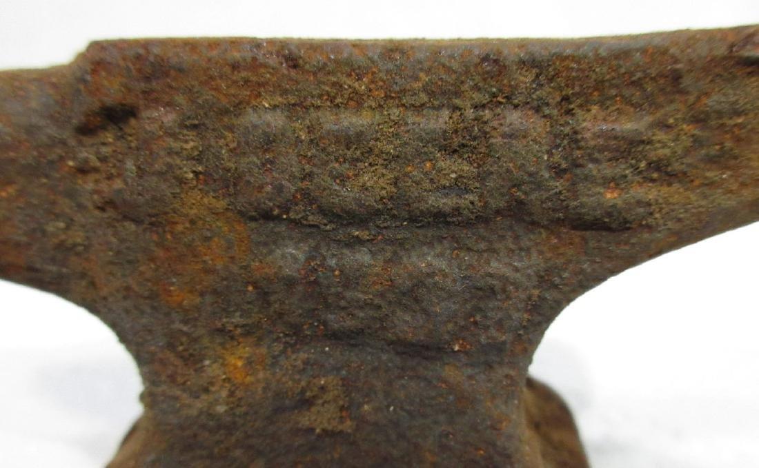 C.I. Miniature Anvil Paperweight - 3