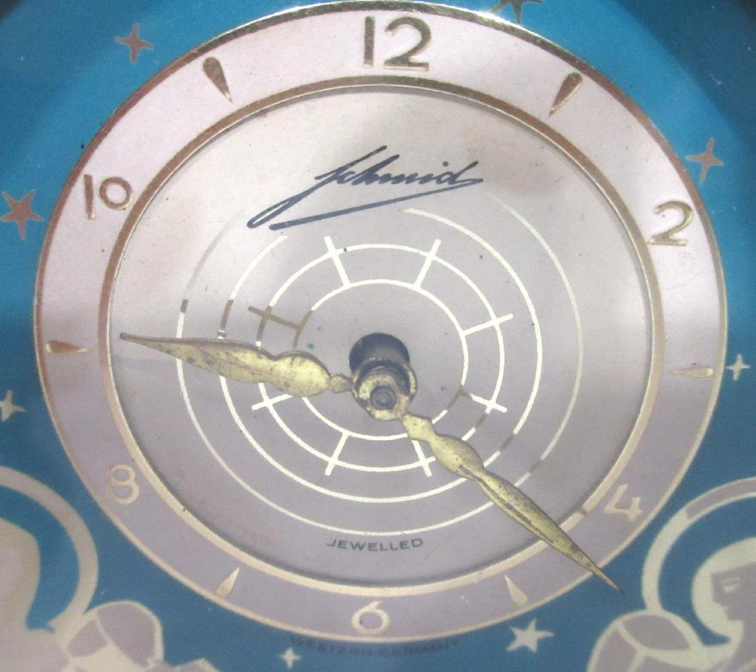 Schmid Mechanical Merry Go Round Clock - 2