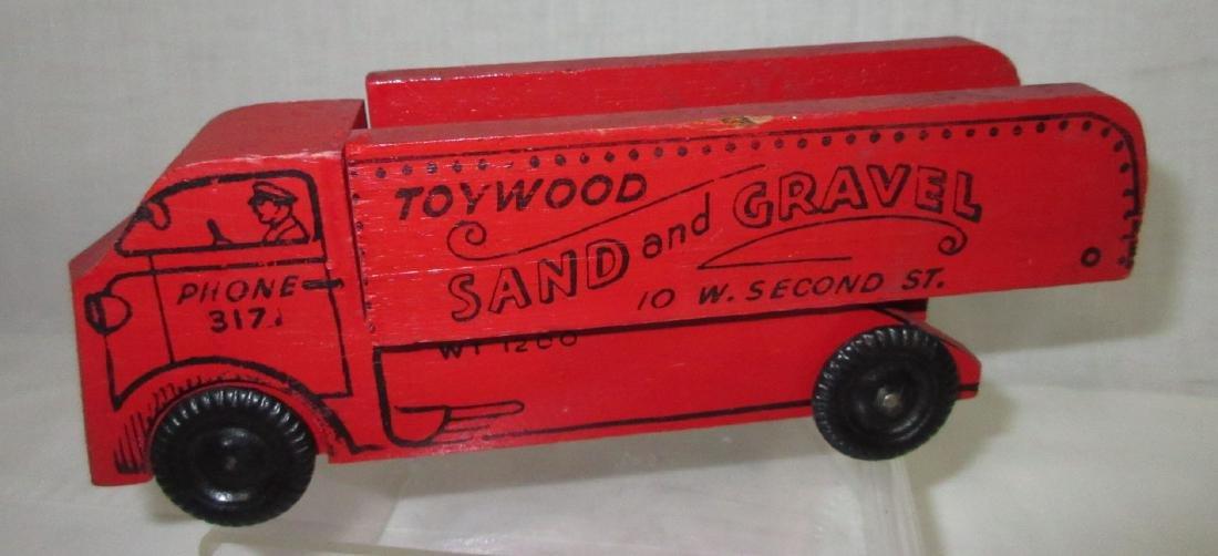 2 Toywood Toy Trucks - 2
