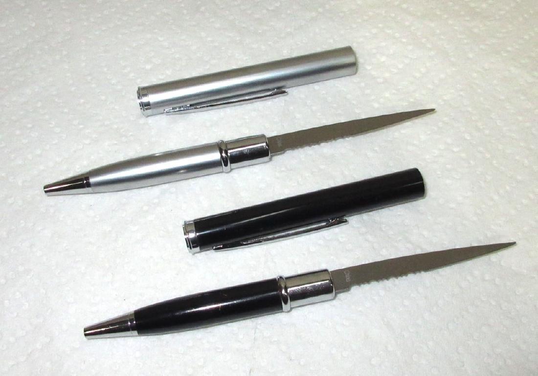 2 Pen Knives