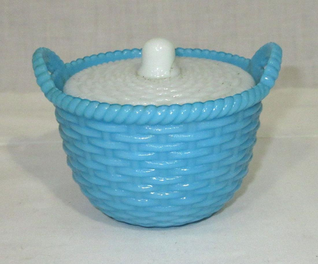 Basket Covered Dish