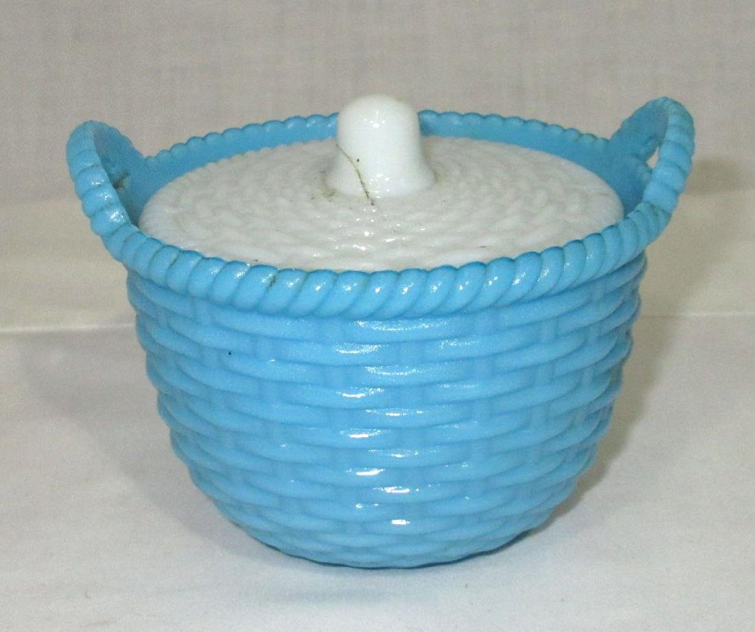 Basket Covered Dish - 2