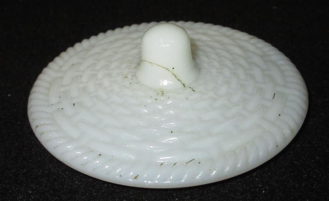 Basket Covered Dish - 3