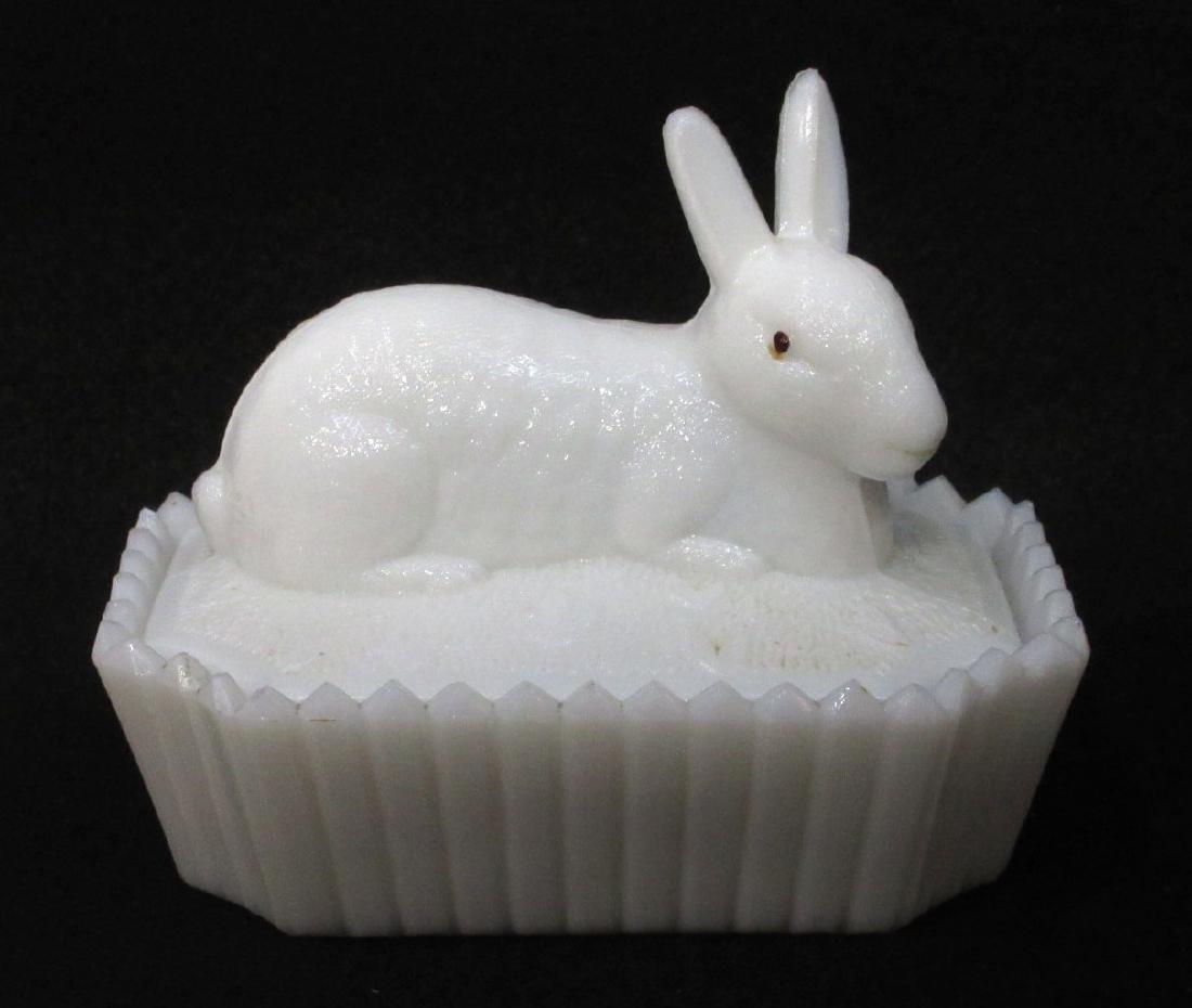 Rabbit Covered Dish
