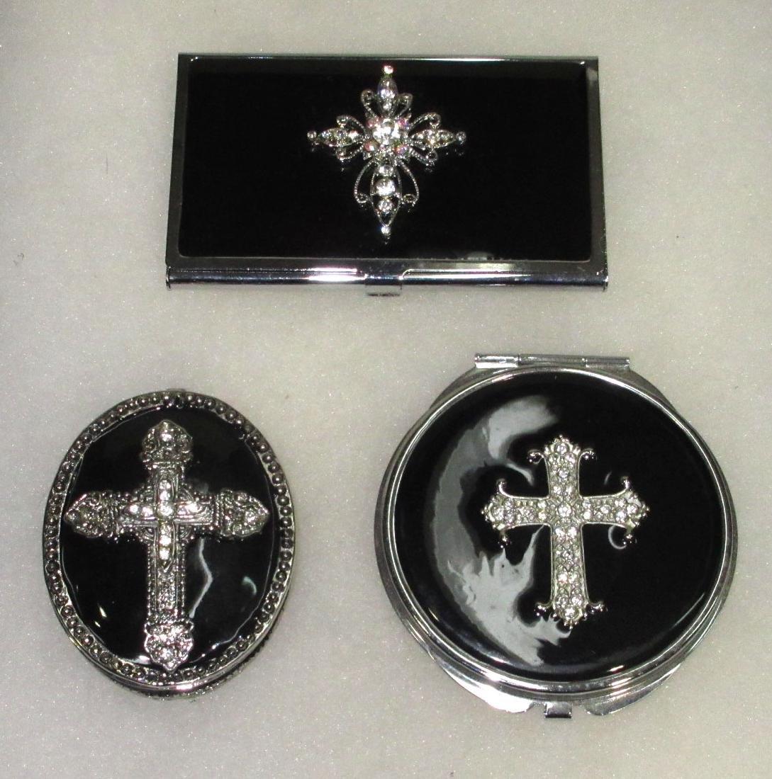 3 Cases w/ Crosses