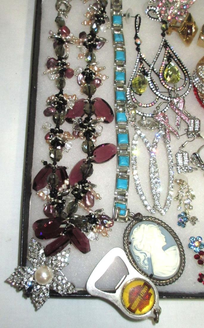 Lot Costume Jewelry - 3