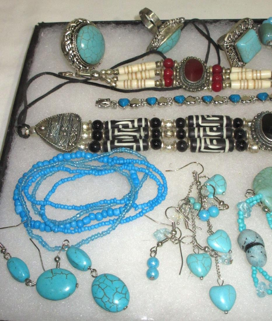 Lot Costume Jewelry - 2