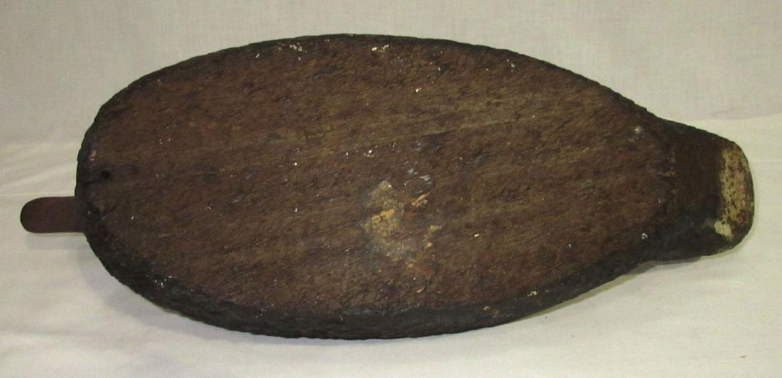 Wooden Duck Decoy - 4