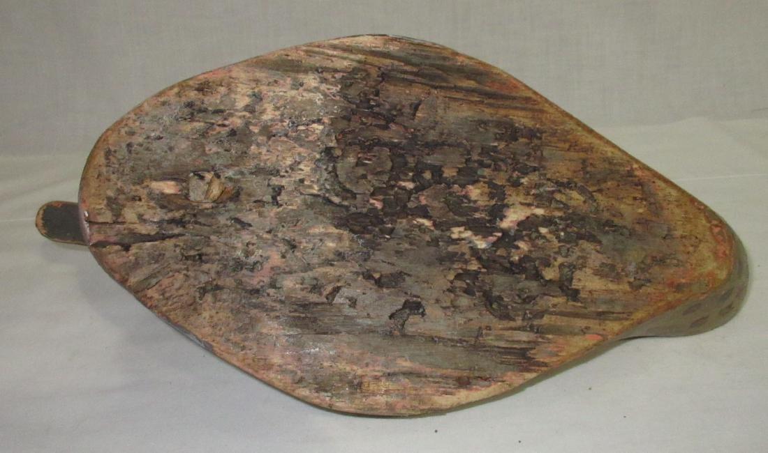Wooden Duck Decoy - 3