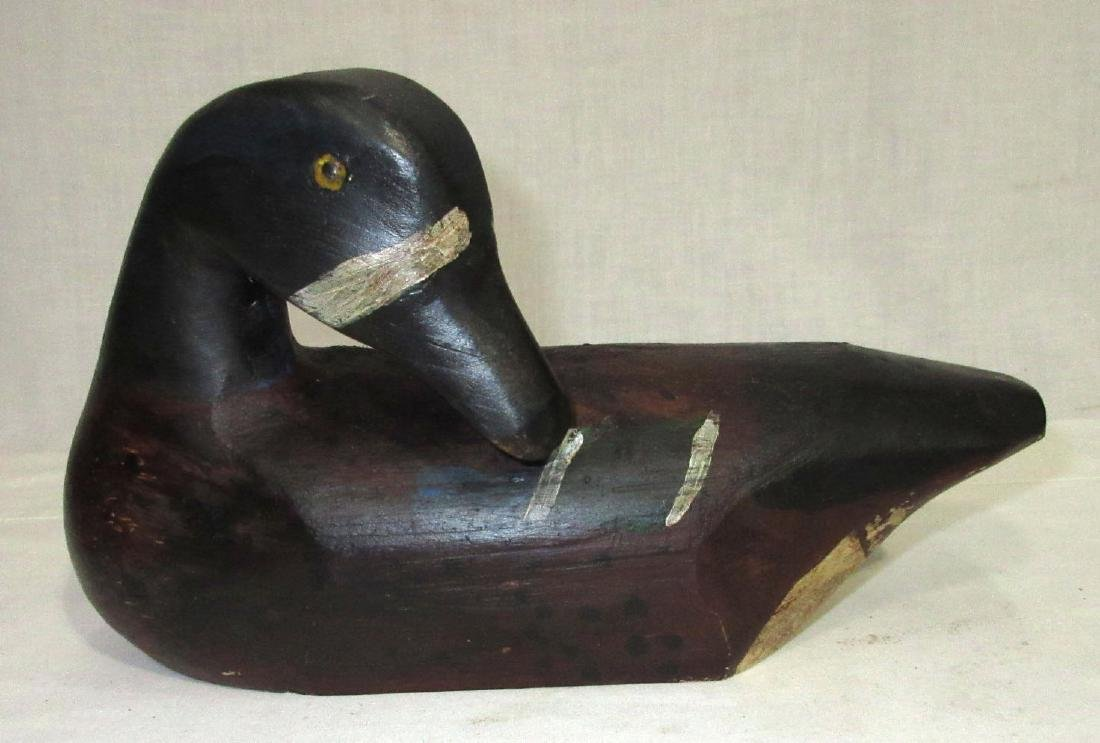 Wooden Duck Decoy