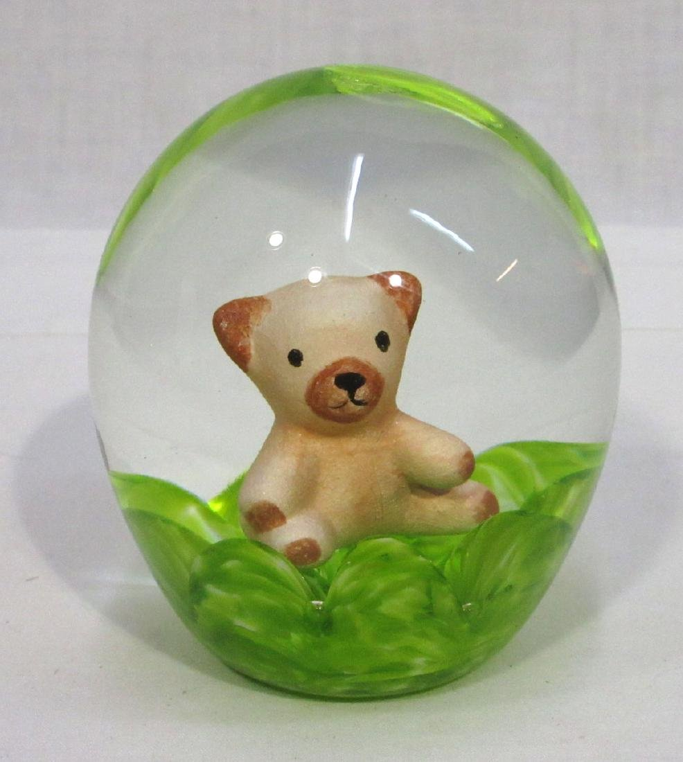 Sulfide Paperweight