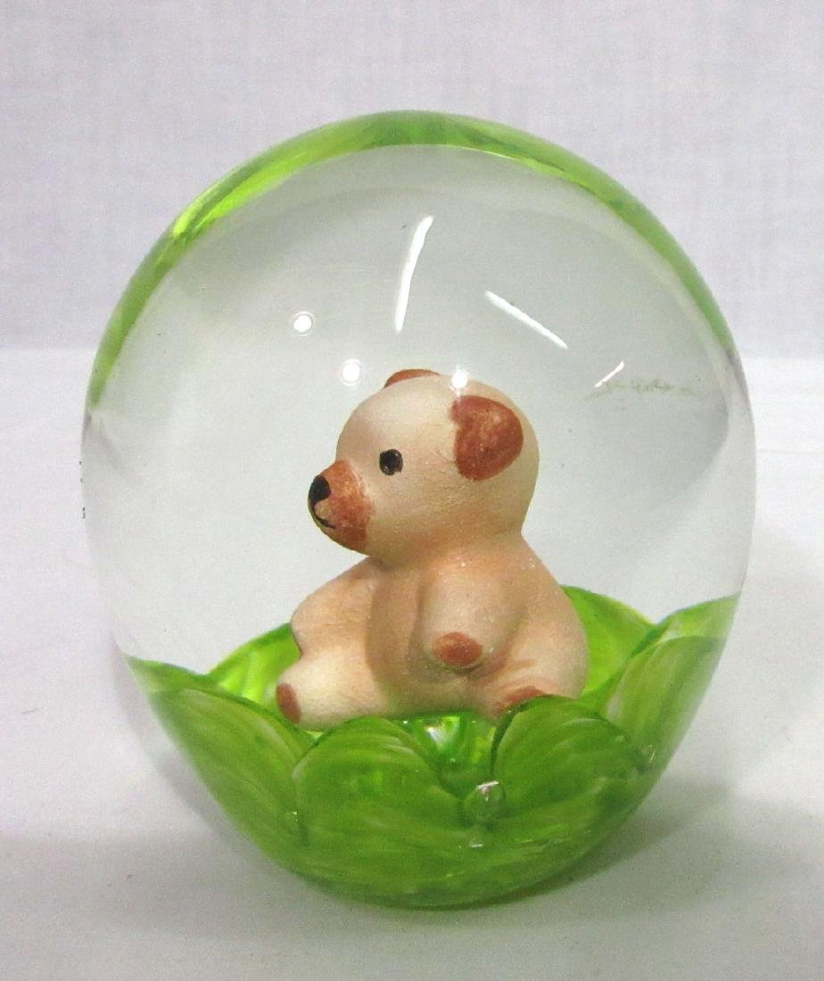 Sulfide Paperweight - 2