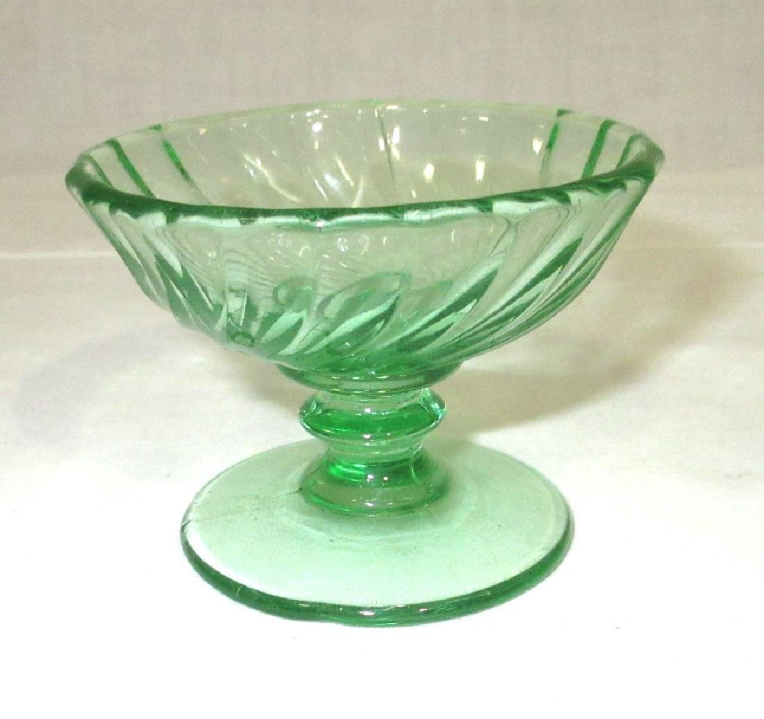 8 Green Pedestal Salts - 2