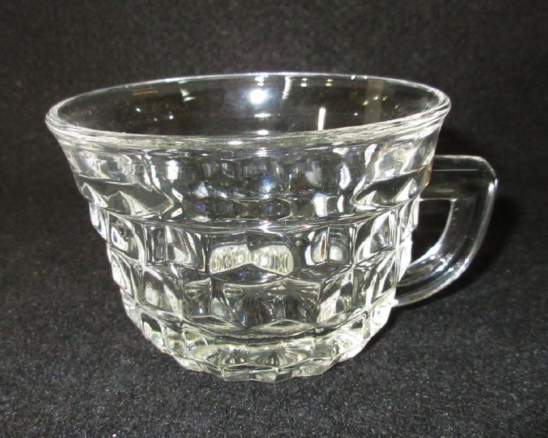 16 American Fostoria Cups - 2