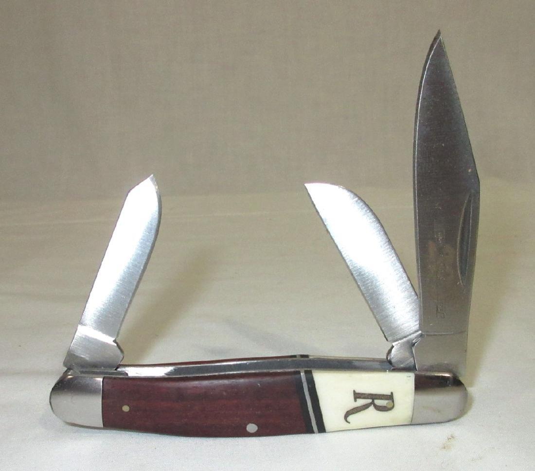 Remington Pocket Knife in Orig. Tin - 2