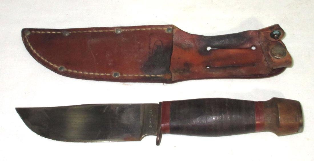 Pal RH34 Hunting Knife