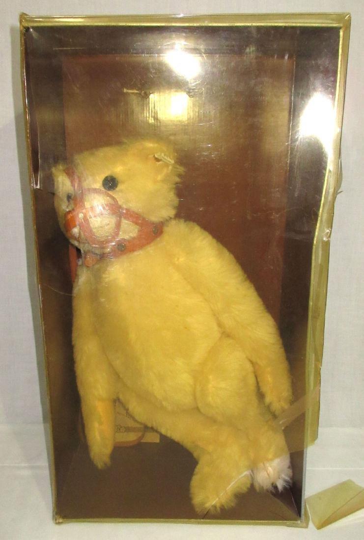 Maulkorb Teddy Bear