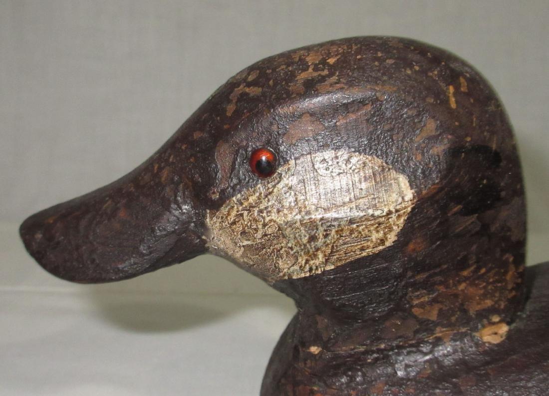 Wooden Duck Decoy - 2