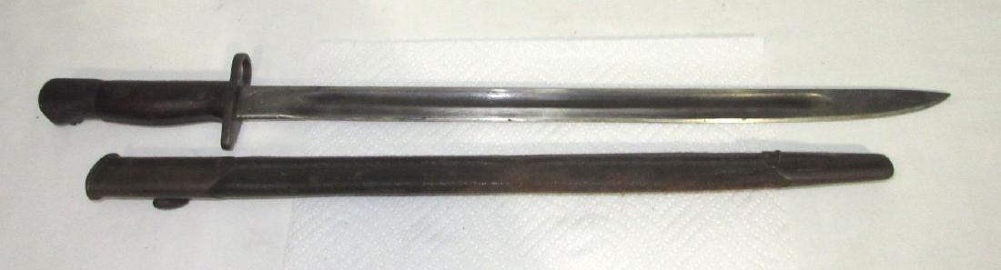 Japanese Bayonet - 2