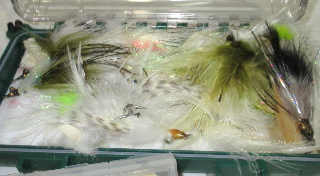 3 Boxes Fishing Flies - 3
