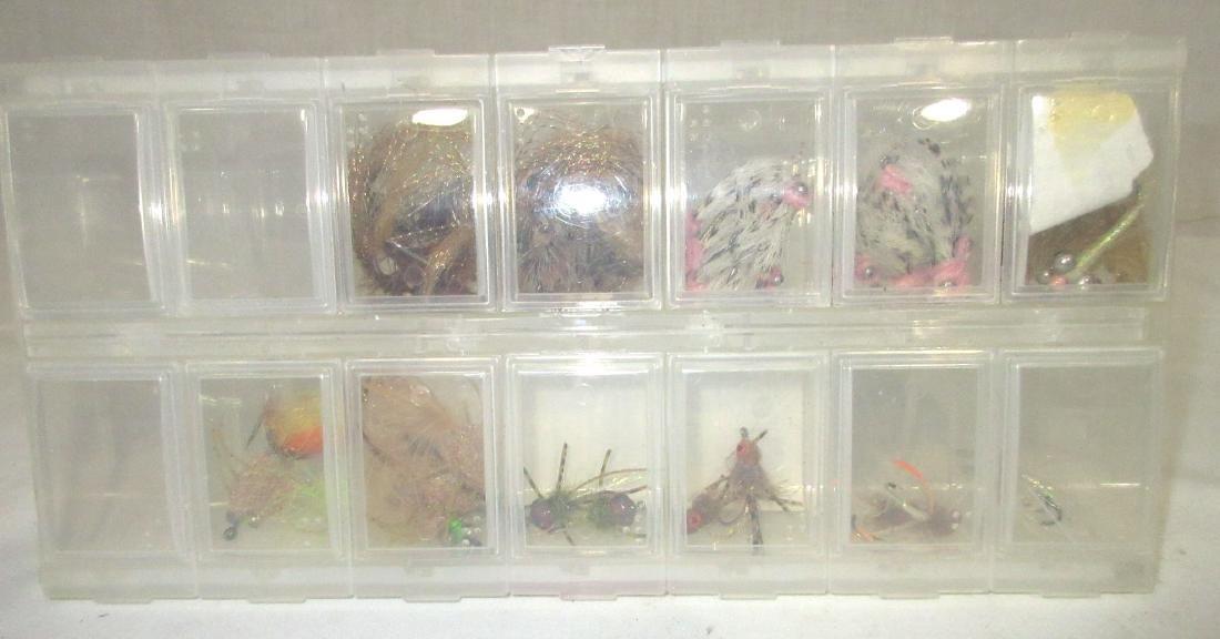 3 Boxes Fishing Flies - 4