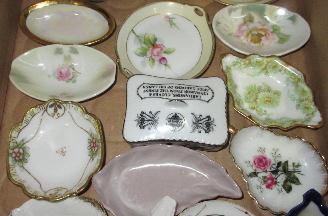 Lot Misc. Porcelain Salts - 3
